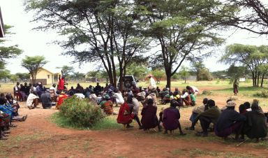 Resolve land conflict to promote people's right to peace