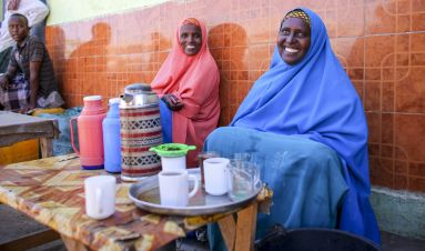 Saferworld in Somalia and Somaliland