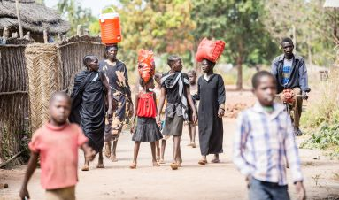Addressing peace and safety concerns in Wau, South Sudan
