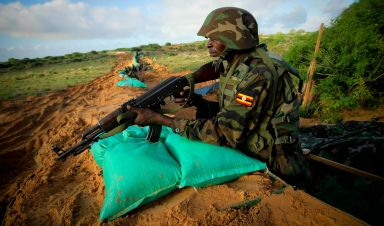 Somalia's war can't be won militarily: time to give peace a chance
