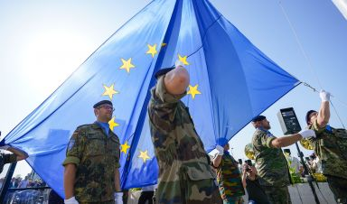 Weapons for peace?  What to expect in 2021 from the EU's new 'peace facility'
