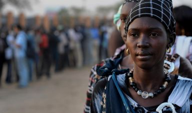 Being 'bold for change': five ways we can put gender at the heart of the peace agenda