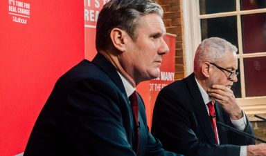 What Sir Keir Starmer's Victory Could Mean for Labour's Priorities on National Security