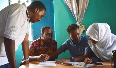 Upending the system: putting people at the heart of monitoring and evaluation
