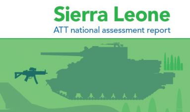Sierra Leone Arms Trade Treaty national assessment report