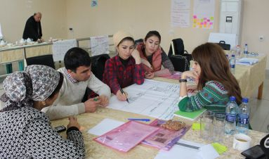 Changing minds and attitudes: cross-sectoral working groups in Tajikistan
