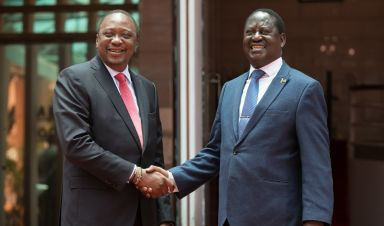A step toward peace, justice and reconciliation in Kenya