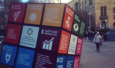 Providing access to justice for all? Four lessons for the SDGs from past rule of law assistance