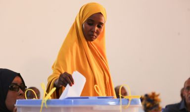 Somalia at an electoral crossroads – dilemmas for future democratisation?
