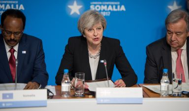 The London Conference is over, but the hard work of building peace in Somalia continues