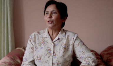 Bimala Thapa – tackling perceptions of women in the Nepal Police