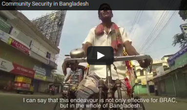 Community Security in Bangladesh