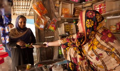 Working with businesses for peace in Bangladesh - project overview