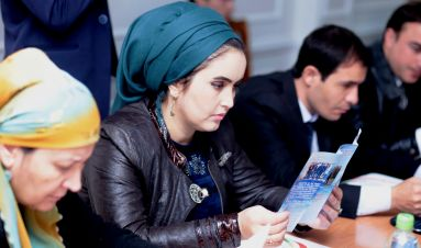 Strengthening community security and prevention of violence against women in Tajikistan