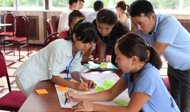 Supporting youth for tolerance and democracy in Kyrgyzstan