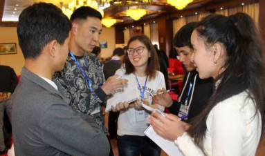WhatsApp peacebuilding courses: strengthening the role of young people in Kyrgyzstan