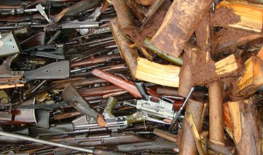Court action to implement the Arms Trade Treaty
