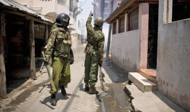 Politics and Policing: Understanding the impact of post-conflict political settlements on security reforms in Kenya