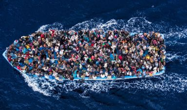 A Faustian approach to migration: how long can it hold?