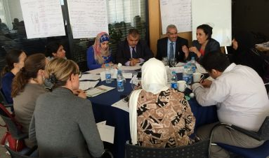 Jordan: Local Capacities for Peace