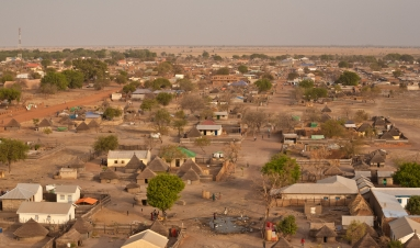 Amplifying people's voices to contribute to peace and resilience in Warrap, South Sudan