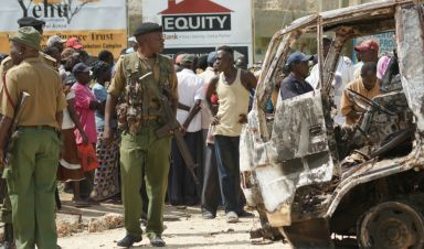 Inside Kenya's war on terror: the case of Lamu