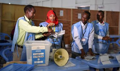 Electoral crossroads: dilemmas of future democratisation in Somalia