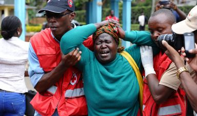 Inside Kenya's war on terror: breaking the cycle of violence in Garissa