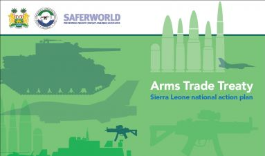 Arms Trade Treaty: Sierra Leone national action plan