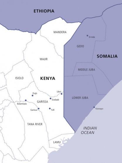 Inside Kenya's war on terror: breaking the cycle of violence