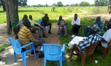 Enhancing people's resilience in Northern Bahr el Ghazal, South Sudan