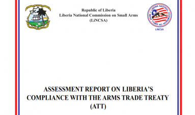 Assessment report on Liberia's compliance with the Arms Trade Treaty