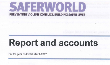Report and accounts 2016-17