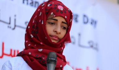 We won't wait: as war ravages Yemen, its women strive to build peace