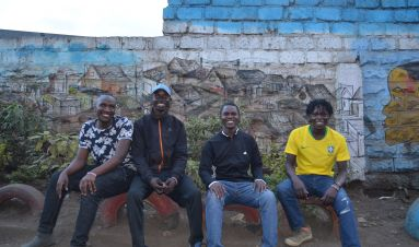 Mathare's generation shapers: building peace in Nairobi's 'ghetto'