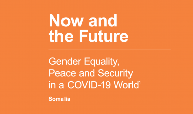 Now and the future: gender equality, peace and security in a COVID-19 world – Somalia