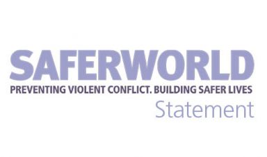 Saferworld statement on UK arms exports report by the Committees on Arms Export Controls (CAEC)