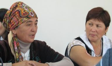 Building community policing trust in Kyrgyzstan