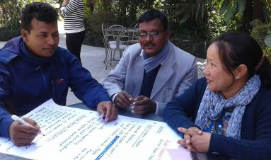 Building capacities for peace: Nepali voices