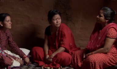 Short film: Women and security in Nepal