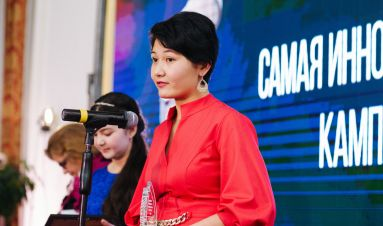 Challenging gender norms as a mother and activist in Kyrgyzstan