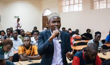 Students of peace: Kenya's universities come together for change