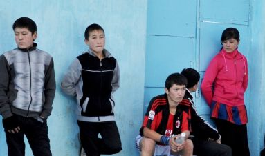Reducing school bullying and extortion in Kyrgyzstan