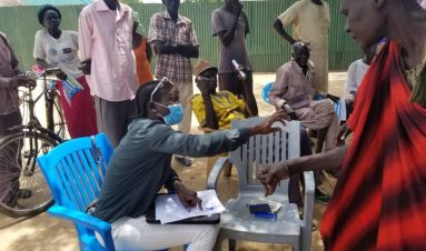 """People are living a normal life"": challenging the myths of COVID-19 in South Sudan"