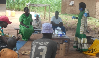 On the margins: supporting human and land rights for minorities in northern Uganda