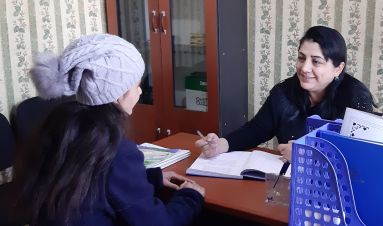 Stories from Rudaki counselling centre