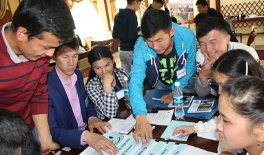 Youth training in Kyrgyzstan: fostering future leaders?