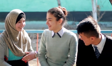 'Every child has the right to education' – young peacebuilders tackle education in Kyrgyzstan