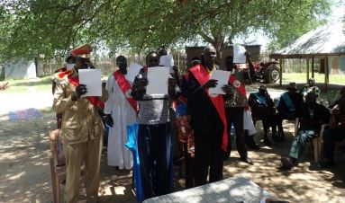 From contested cattle camp to secondary school: signs of tolerance and understanding in South Sudan