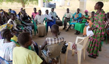 Road to recovery: addressing conflict through dialogue in South Sudan